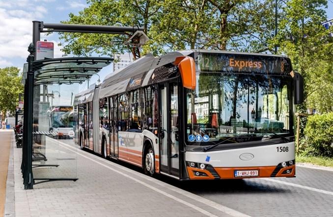 Rumuńska Krajowa kupuje elektryczne Solarisy