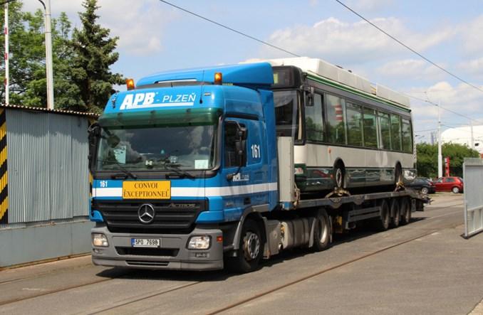 Praga z własnym trolejbusem. Pierwszy zakup od 60 lat