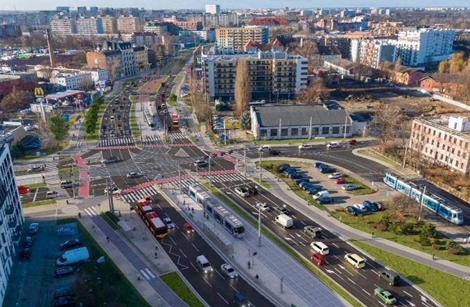 Wrocław rozstrzygnął przetarg na dokończenie tramwaju na Popowice