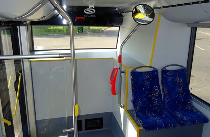 Radom z kompletem elektrobusów [zdjęcia]