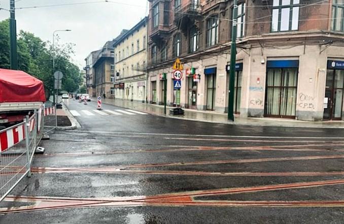 Kraków: Od niedzieli tramwaje wracają na ul. Stradomską
