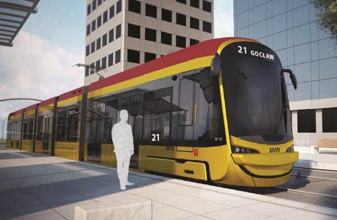 Hyundai w przededniu rozpoczęcia produkcji pudła tramwajów dla Warszawy
