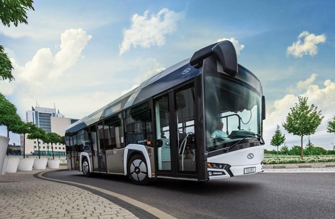 Solaris dostarczy do Pragi 20 autobusów Urbino 10,5