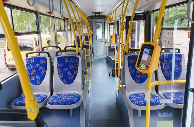 Winnica z kolejnymi własnymi trolejbusami [zdjęcia]