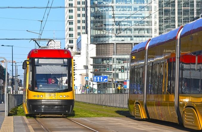 Warszawskie tramwaje przyspieszają dzięki satelitom