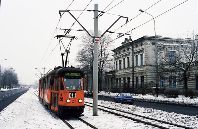 Zgierz: Co dalej z tramwajową linią 46?