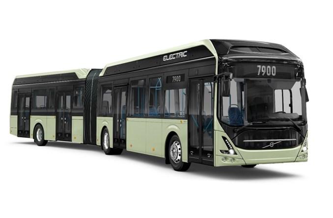 Volvo Buses dostarczy 49 przegubowych elektrobusów do Jönköping
