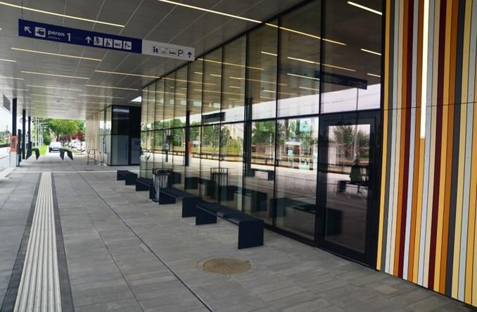 Otwarto nowy dworzec kolejowy w Oświęcimiu