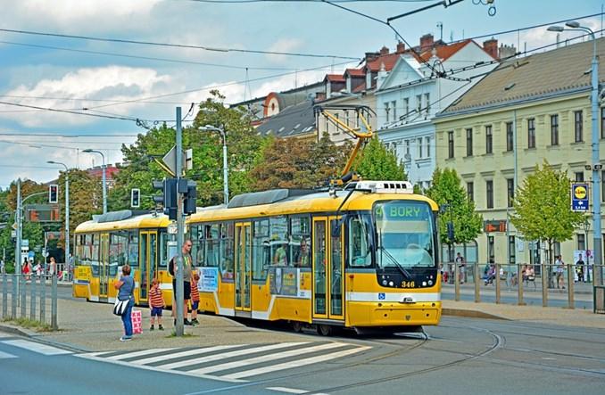 Pilzno myśli o 42-metrowych tramwajach