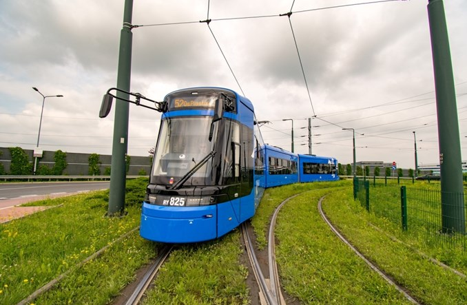 Kraków: Zielone światło EBI na współfinansowanie linii do Mistrzejowic