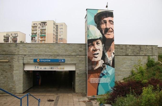 """Metro: Karwowski i Maliniak """"zamieszkali"""" na Ursynowie"""