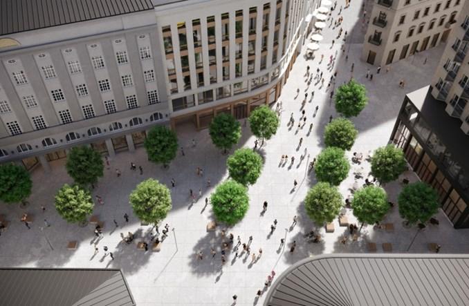 Warszawa: Rusza przetarg na przebudowę placu Pięciu Rogów