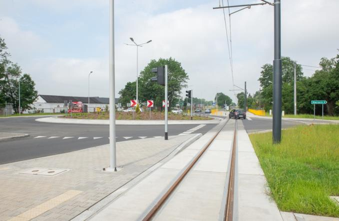 Dalszy remont drogi nr 710 bez remontu tramwaju do Lutomierska