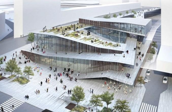 Saint-Denis Pleyel. W Paryżu powstaje nowa stacja metra w ramach Grand Paris Express