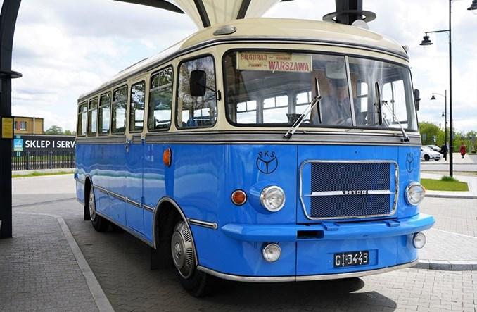 PKS Gdańsk rozpocznie wakacje pojazdami retro