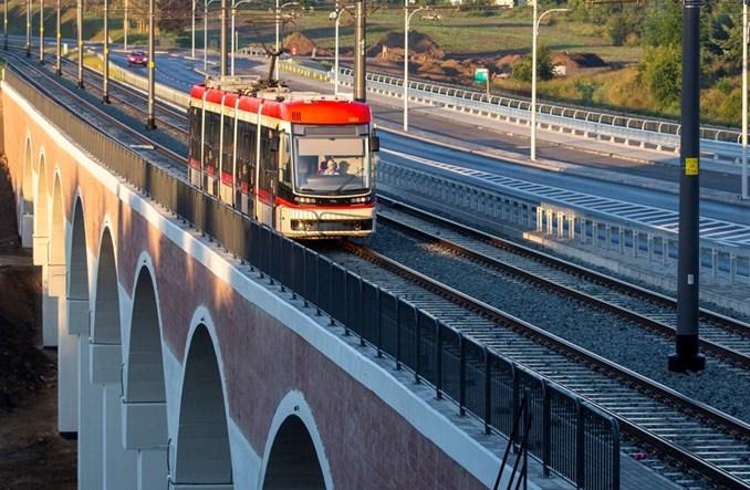Gdańsk otworzył nową trasę tramwajową – do Lawendowego Wzgórza