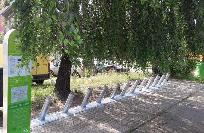 Rozbudowa katowickiego sytemu rowerów miejskich