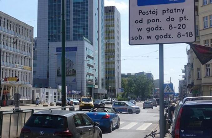 Poznań: Większa śródmiejska strefa płatnego parkowania