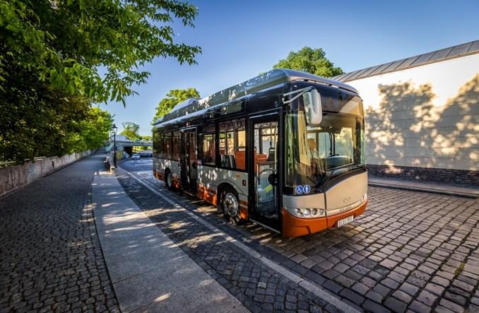 Szczytno z umową na elektrobusy Solarisa