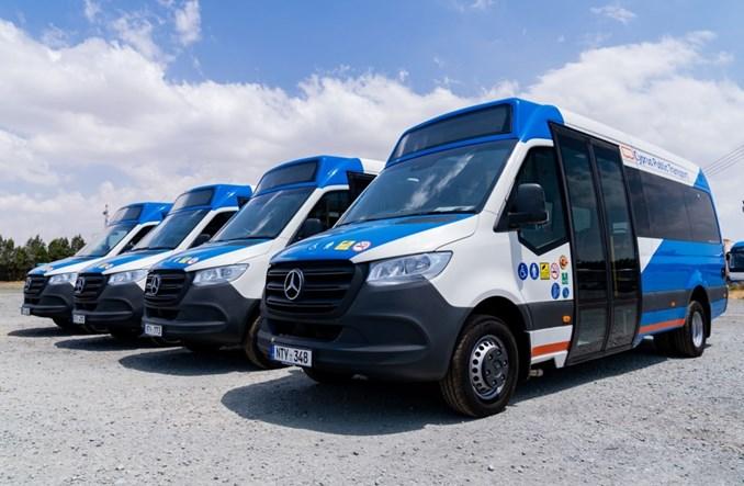 VDL dostarczy 65 mini- i midibusów na Cypr
