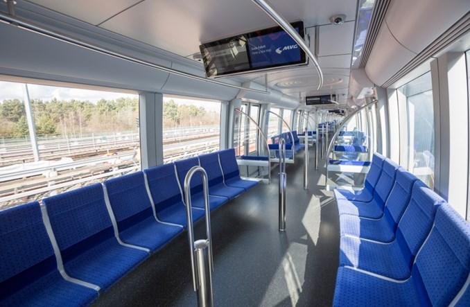 Siemens Mobility dostarczy dodatkowe 22 pociągi metra do Monachium