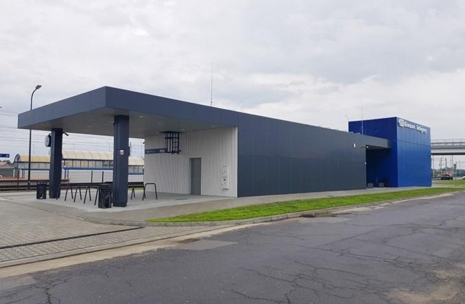 Nowy dworzec w Sędziszowie Małopolskim otwarty dla podróżnych [zdjęcia]