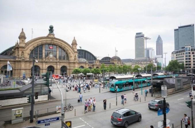Frankfurt: Trzy nowe linie tramwajowe i zniknie wąskie gardło przy dworcu głównym