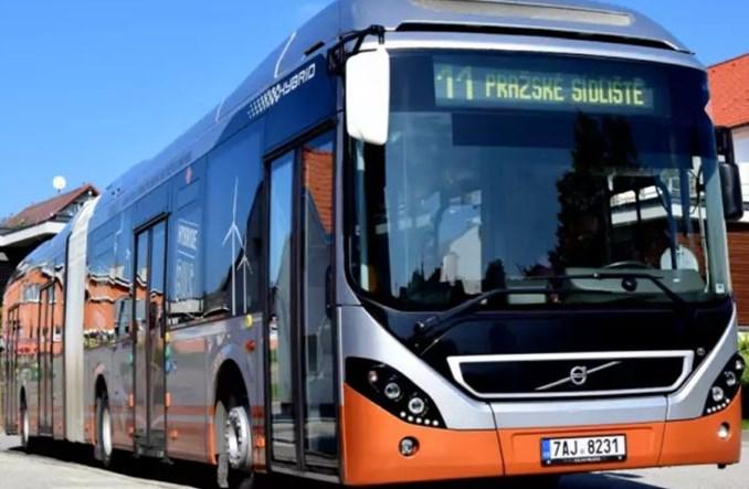 Czeskie Budziejowice zyskają dziewięć przegubowych autobusów