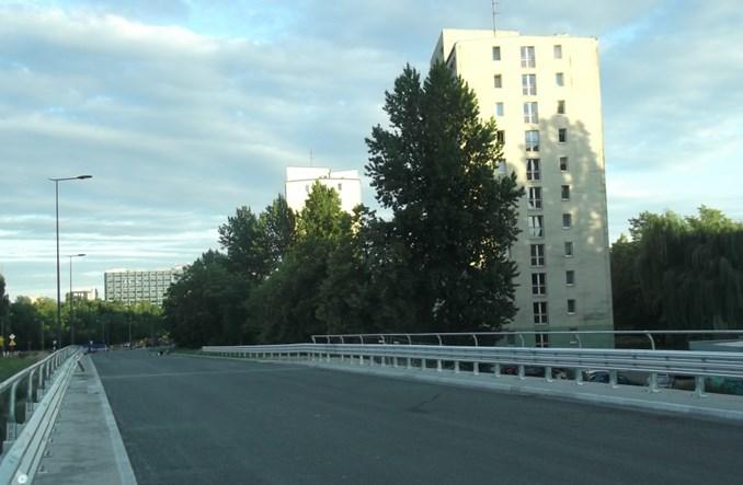 Łódź: Pierwsza nitka al. Śmigłego-Rydza gotowa. Po dwóch latach