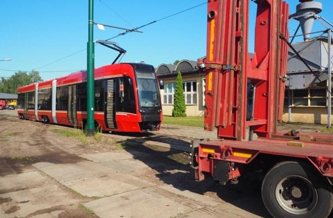 Pierwszy nowy Twist od Pesy dotarł do Katowic [zdjęcia]