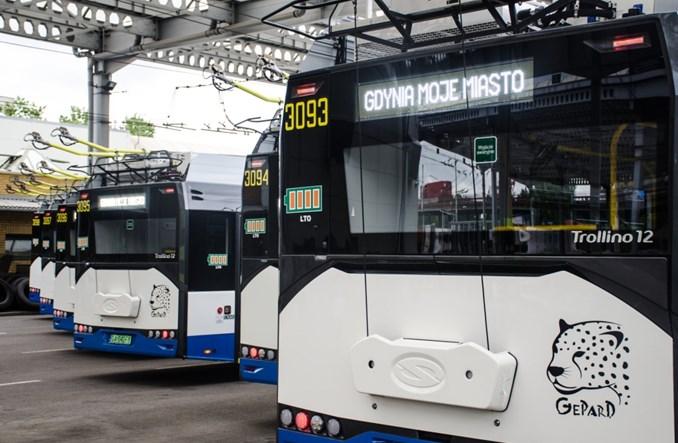 Gdynia z kolejnymi super-trolejbusami. Pojadą do dzielnic północnych