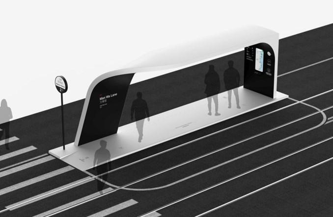 Island. Śmiała wizja nowego tramwaju dla Hongkongu