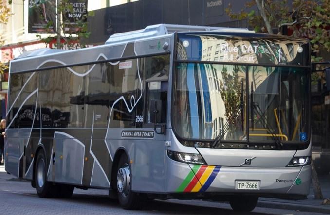 Volvo Buses dostarczy pierwsze elektrobusy do Australii