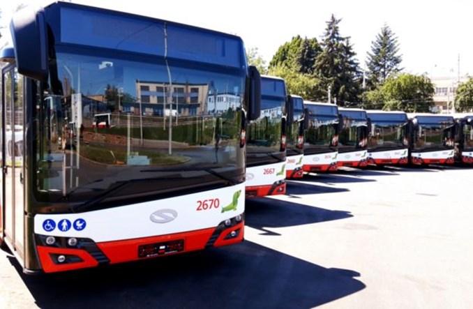 Do Brna dotarły nowe Solarisy. Dobre też na wypadek ewakuacji