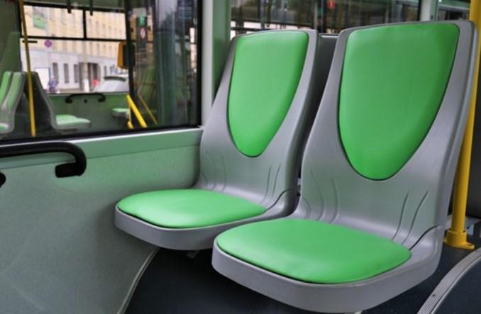 Żytomierz odebrał pięć nowych trolejbusów z Białorusi