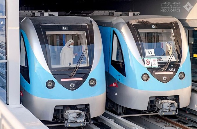 Metro w Dubaju z pociągami z Chorzowa. Projekt pod klucz Alstomu