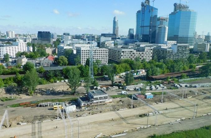 Jest umowa na wiadukt do Warszawy Głównej. Prace do końca roku