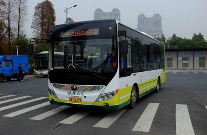 Lidzbark Warmiński wybiera chińskie autobusy