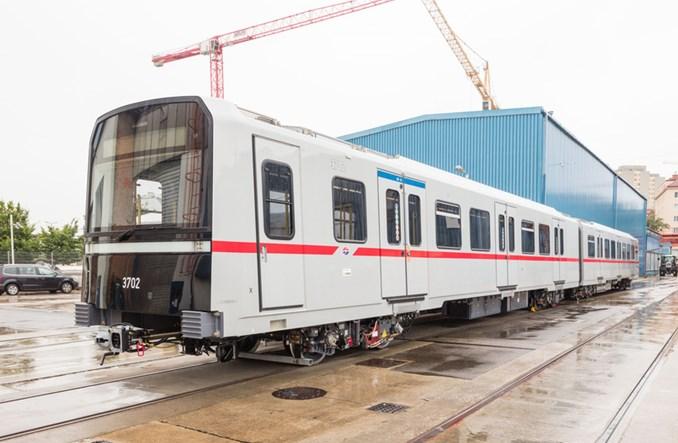 Wiedeń z nowym pociągiem metra serii X. Przechodzi testy