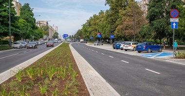 Warszawa: Górczewska po przebudowie oficjalnie otwarta