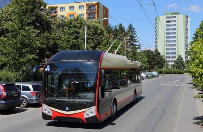 Igława otrzyma trolejbusy bateryjne