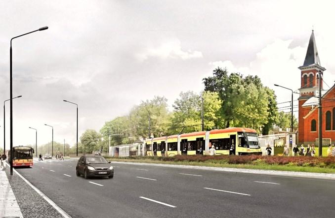 Warszawa: Rusza przetarg na budowę tramwaju na Kasprzaka