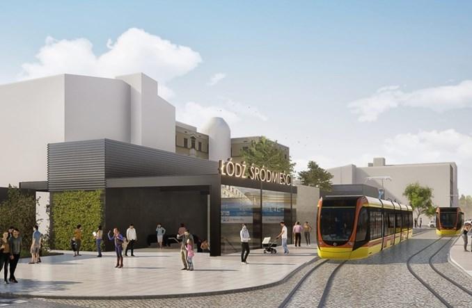 Jesienią ruszy budowa podziemnej stacji Łódź Śródmieście
