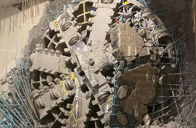 Metro na Bemowo: Krystyna wydrążyła pierwszy odcinek
