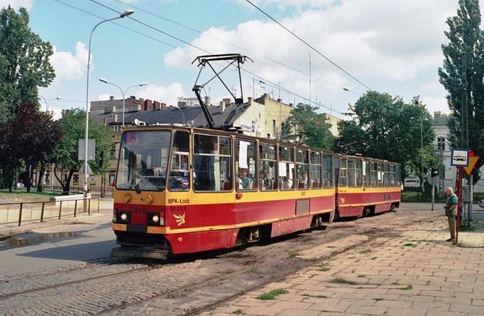 Łódź: Co z odbudową torowiska na Czerwonej i Wróblewskiego?