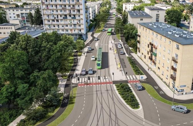 Poznań. Wkrótce ruszą konsultacje dotyczące tramwaju na Marcelin