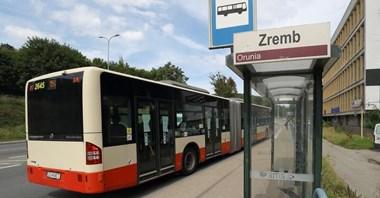 """Gdańsk. Znikną przystanki """"Elmet"""" i """"Zremb"""". Zastąpią je """"Brama Oruńska"""" i """"Nowe Szkoty"""""""