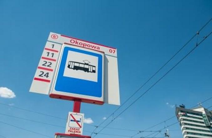 ZTM Warszawa będzie poprawiał wygląd przystanków