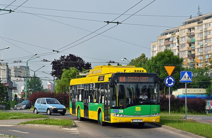 Tychy zainteresowane zakupem kolejnych trolejbusów bateryjnych