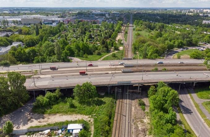 Łódź z ofertami na remont wiaduktu i torowiska na Przybyszewskiego
